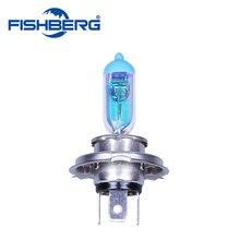 Car-Fog-Light-Bulb Headlight Halogen-Lamp Rainbow H4 12V 55/60W for Universal-Replacement