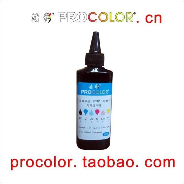 PROCOLOR  CISS Dye ink Refill dye ink suit for HP564 HP564XL HP Photosmart 5400 D5445 6300 C6340 C6350 C6380 7500 D7560 Plus...