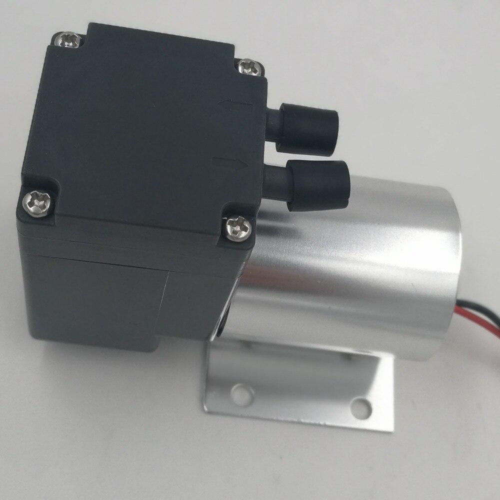 75kpa vacuum 12L/M diaphragm brushless dc 24v juicer vacuum pump