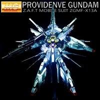 Metal Coloring Model MG 1/100 Providence God Meaning Heaven Emperor Gundam Da