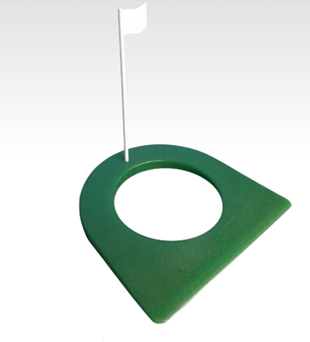 Golf Putting Cup And Flag, Golf Ball Hole For Golf Putting Training