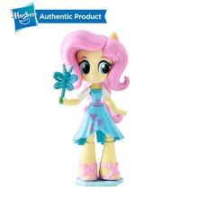 Hasbro My Little Pony Equestria Girls 4.5 인치 11cm 황혼 미니 인형 캐릭터 액션 피규어 컬렉션 인형 소녀 용