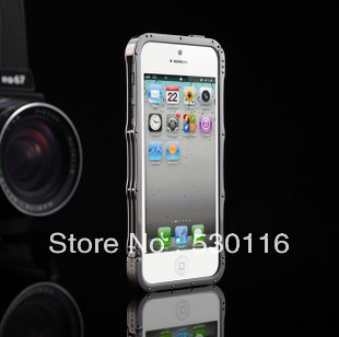 X iPhone 5 5S iMatch 2nd screwless Aluminum Bumper case,iMatch Metal retail package - Shenzhen VVA Electronics Co.,Ltd store
