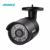 SANNCE AHD 1080P HD 2 0MP High Resolution CCTV Security Cameras H 264 Waterproof Indoor Outdoor