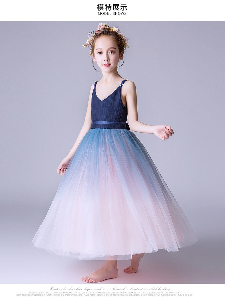 7cb74c3ff One Shoulder Flower Girl Dress for Wedding Blush Gold and Off White Tutu  Girl Dress Gold Sequin Couture Gown Girls ClothesUSD 81.16/piece