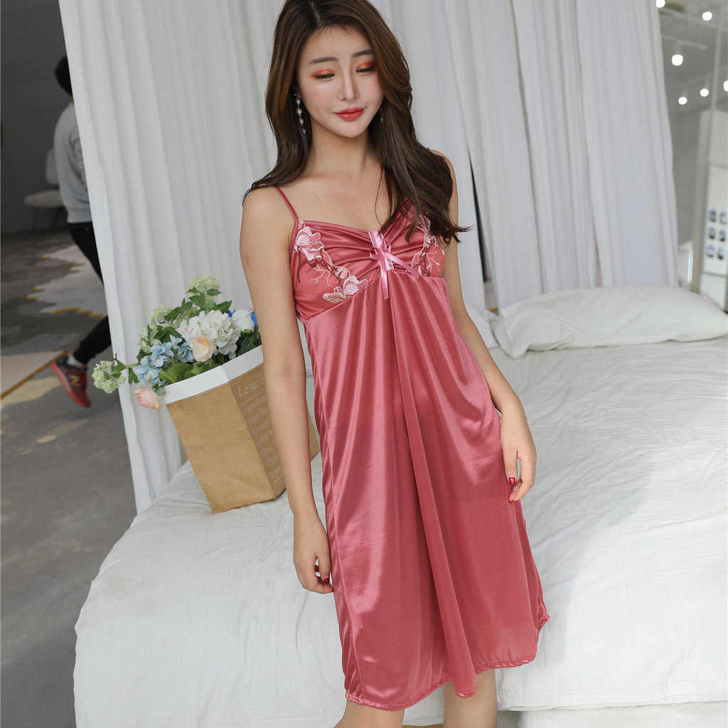 Sexy Lingerie Porno Babydoll erótico vestido Sling pijamas Oriental estético Sling Strapless camisón ropa Sexy para mujeres D3