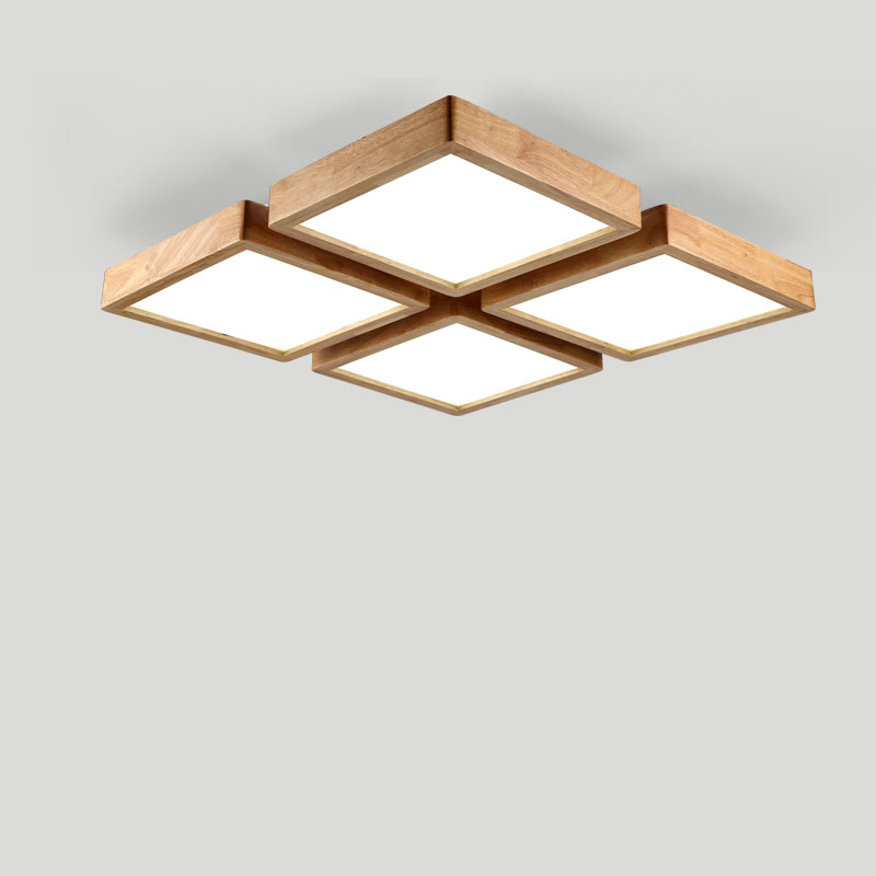 Fruit Wood LED ceiling lighting ceiling lamps for the living room chandeliers Ceiling for the hall modern ceiling lamp square led ceiling lighting ceiling lamps for living room bedroom chandeliers ceiling for the hall modern ceiling lamp fixtures