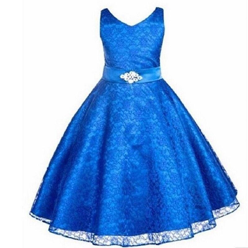 Neue Sommer Madchen Kleid Neue Jahr Kleidung Hochzeit Blumenmadchen