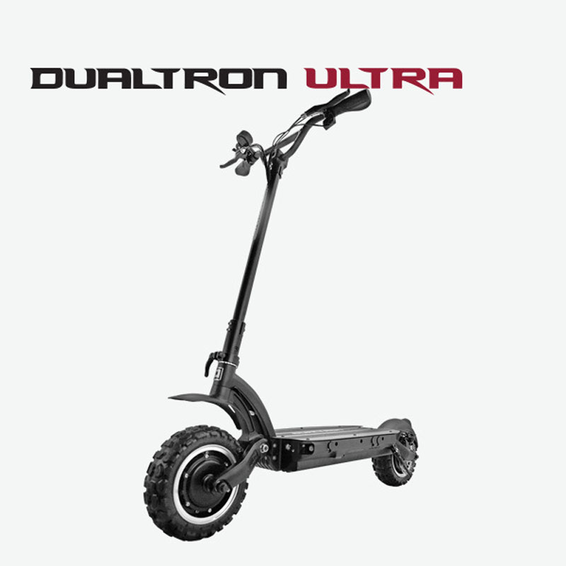 DUALTRON ULTRA Powerful Electric Scooter 2 Wheel Electric Standing Scooter Electric Skateboard Adult Kick Scooter Electric Skate