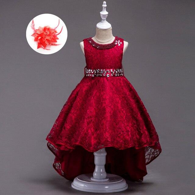Prinzessin kinder Cocktail Event Kostüm Zeremonie Partei Kleidung ...