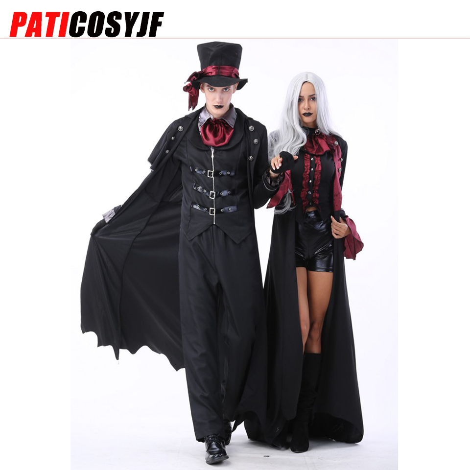 Adult Gothic Vampira Costume