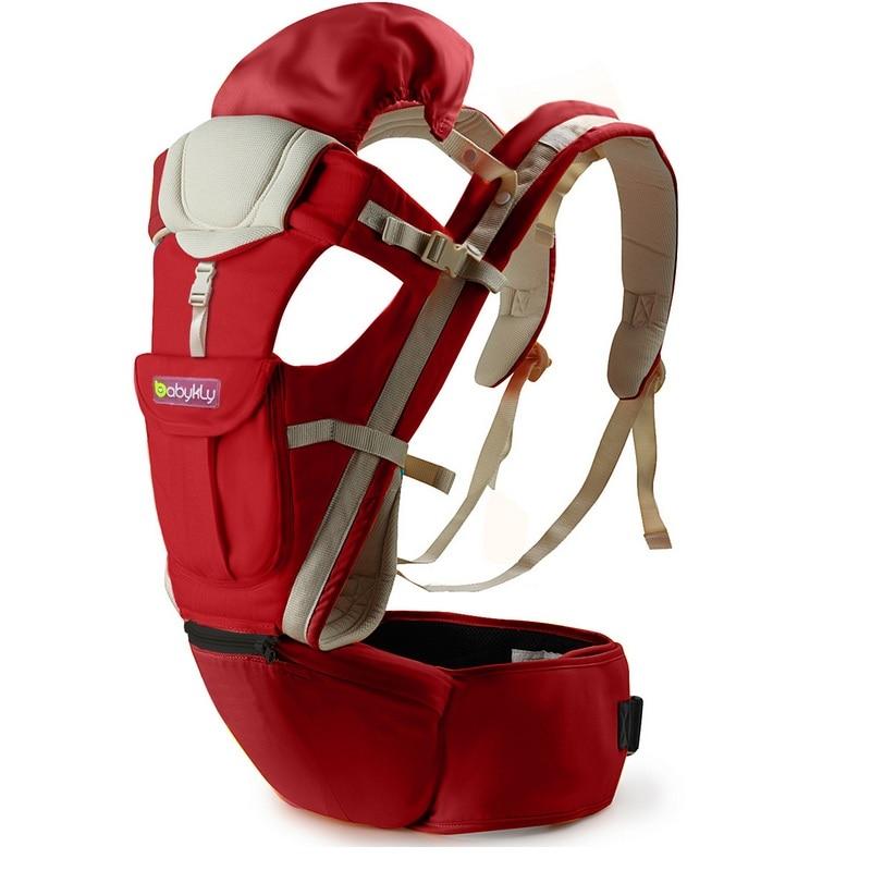Nouveau porte bébé ergonomique 360 confortable wrap kid sac à dos hipseat bébé activité fournitures pour 0-3 ans bébé kangourou - 3