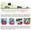 Ruccess STR S900 Radar Detectors Led 2 in 1 Radar Detector for Russia with GPS Car Anti Radars Police Speed Auto X CT K La discount