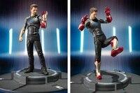 17CM pvcanime figureThe Avengers Iron Man adjustable movable joint multi posture detachable suit action figure