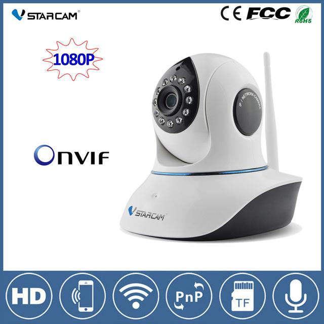 C38s vstarcam 1080 p wi-fi cctv câmera de 2mp ip ptz night vision 2-way audio onvif câmera ip de segurança sem fio em casa vigilância