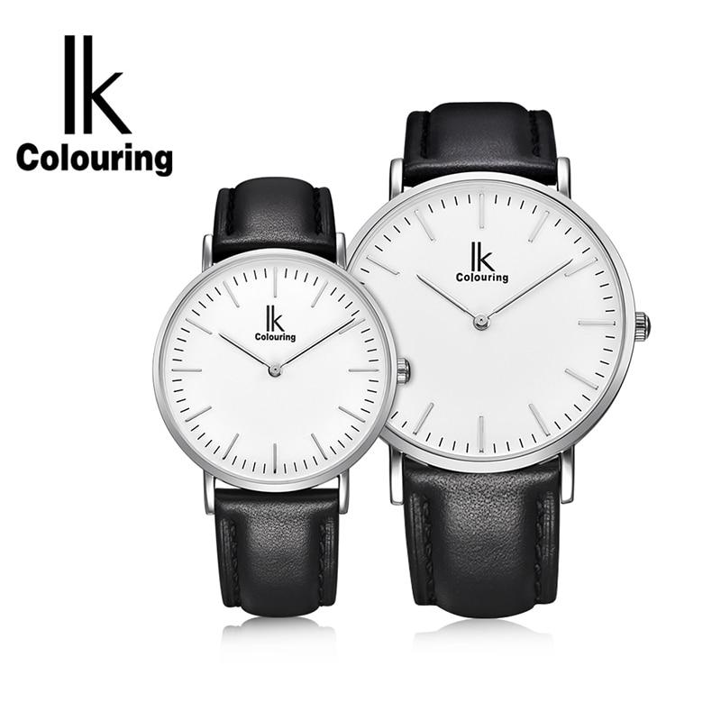 NEW 2019 IK Colouring IK Men Quartz Watch, Ultra-Thin Classic Casual Wrist Watch Men Watch