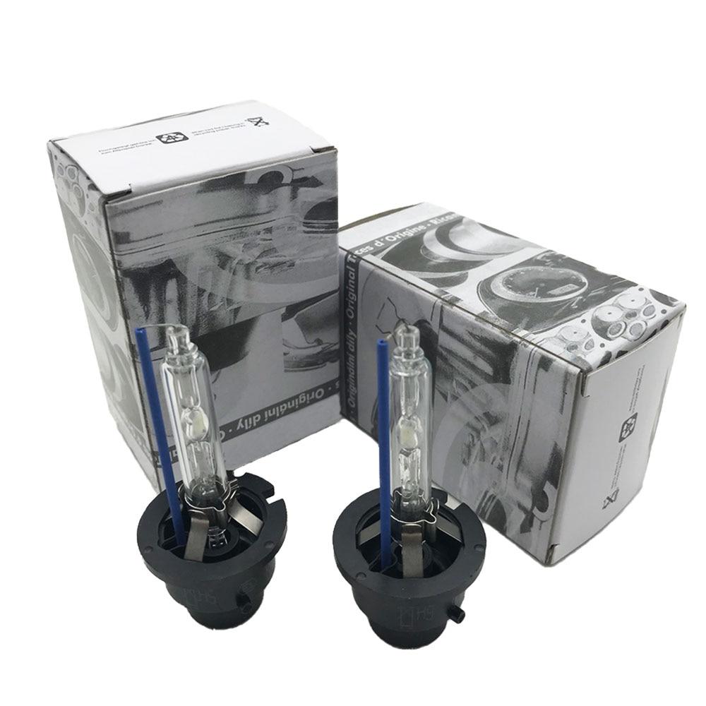 2PCS ЖАҢА D1S D3S D2S D2S D4R D4R 4300K 5000K 6000K - Автокөлік шамдары - фото 3