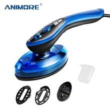 ANIMORE คุณภาพสูงแบบพกพาสำหรับเสื้อผ้าเครื่องกำเนิดไฟฟ้ารีดผ้า Steamer สำหรับชุดชั้นใน Steamer Handheld เตารีดไอน้ำ