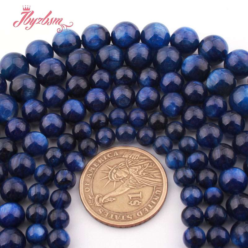 68 10mm AA Round Ball Blue Kyanite Beads Natural Stone Beads For Women Necklace Bracelets Jewelry Making DIY 15 Free Shipping stylish women s beads round arc necklace