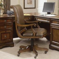 Krzesło biurowe. prawdziwej skóry. europejski chair.3 podnoszenia i obrotowe