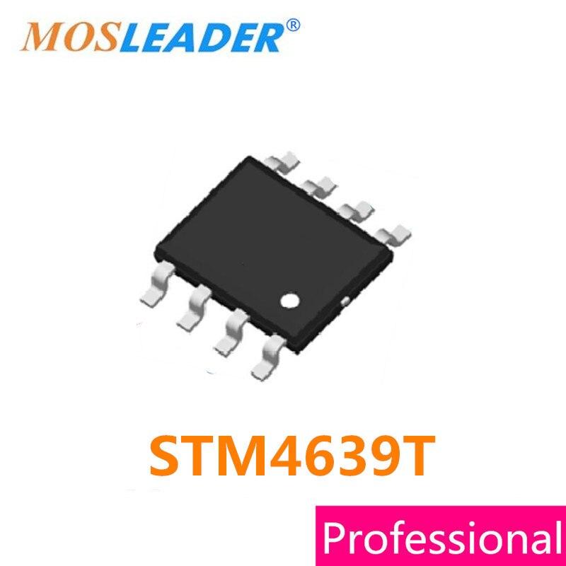 Mosleader SOP8 100PCS STM4639T STM4639 Mosfets High quality