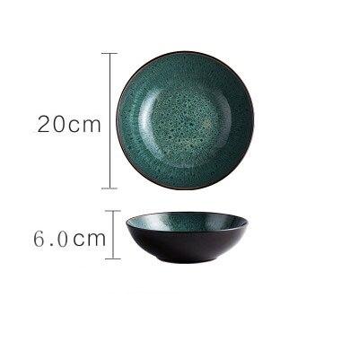 8 inch soup bowl