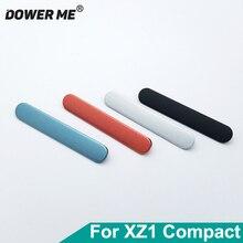 Dower Me Waterproof MicroSD Card SIM Card Port Dust Plug Port Cover For Sony Xperia XZ1 Compact XZ1C Mini G8441 G8442 S0-02K