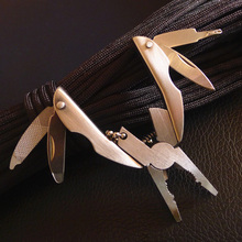 Portable Multifunction Folding Pliers