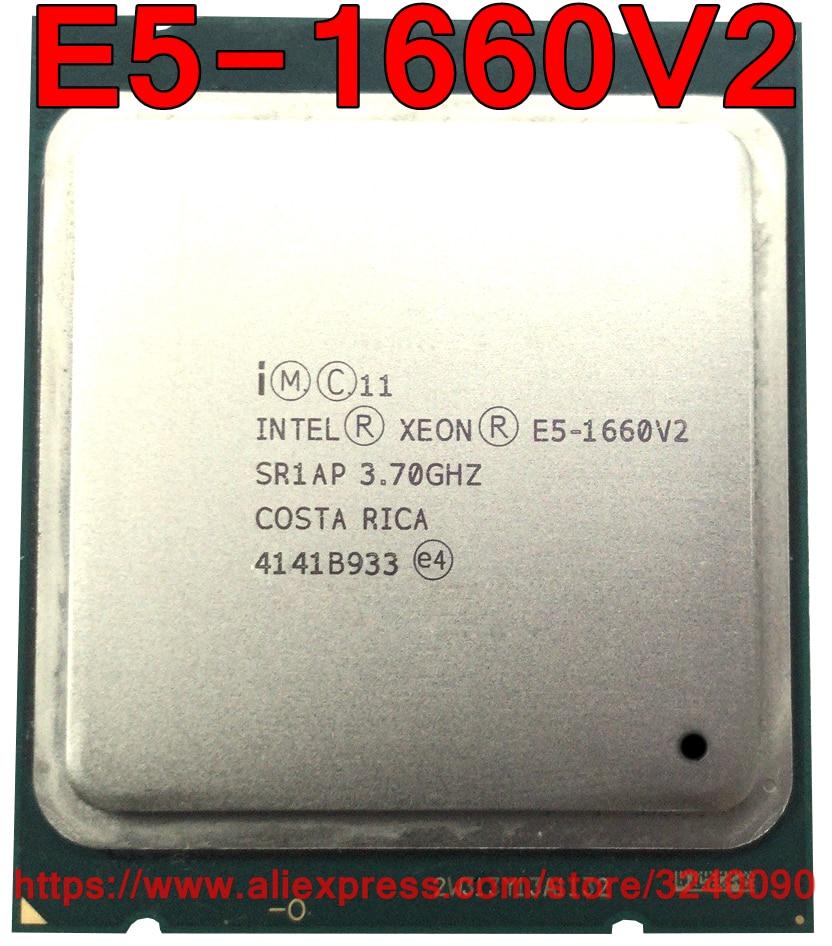 PROCESSEUR Intel Xeon E5 1660V2 SR1AP 3.70 GHz 6 Core 15 M LGA2011 E5 1660V2 E5 1660 V2 processeur livraison gratuite E5 1660 V2-in Processeurs from Ordinateur et bureautique on AliExpress - 11.11_Double 11_Singles' Day 1