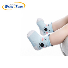Newborn Cotton infant Anti-slip socks Baby socks floor socks Boys Girls Cute Cartoon animal Baby Toddler Socks baby knee highs anti slip baby socks cotton children socks cartoon non slip floor socks baby tube girls boys toddler socks