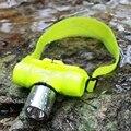 YUPARD водонепроницаемый Подводные 1000 Люмен XM-L XML T6 Фары 60 м Плавание Дайвинг Фара Dive Головного Света Лампа Факела 18650/AAA