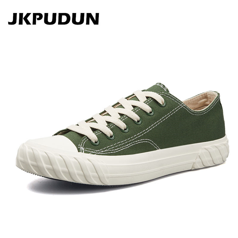 Shoes Toile Sneakers Hombre Vert Lacent Casual Designer De Jkpudun Men Hommes Chaussures green Men Mode Espadrille gray Formateur Alpargatas Men Tennis Black ax0qp5w