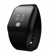 Smartch Smart Bracelet A88+ Sports Bluetooth 4.0 waterproof Heart Rate Monitor Actively Fitness Tracker Bracelet Band