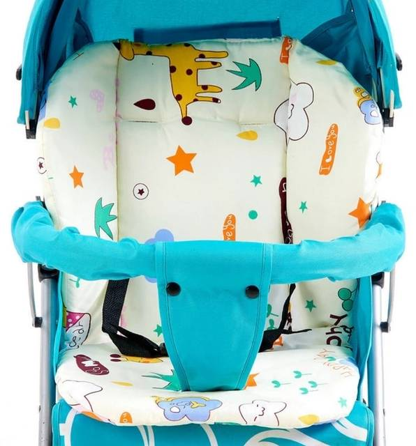 Online Shop Baby Stroller Support Cushion Stroller Accessories Liner