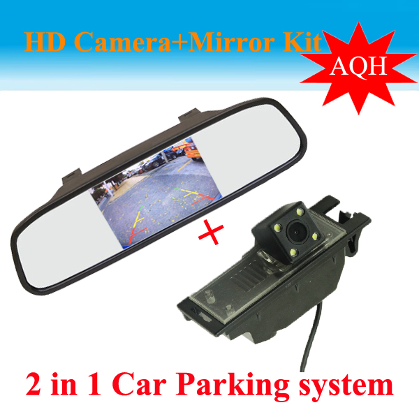 Promotion Auto parking System For Hyundai IX35 Tucson 2009 2010 2011 Backup reverse HD night version rear view for hyundai ix35 tucson 2010 2011 2012 auto front