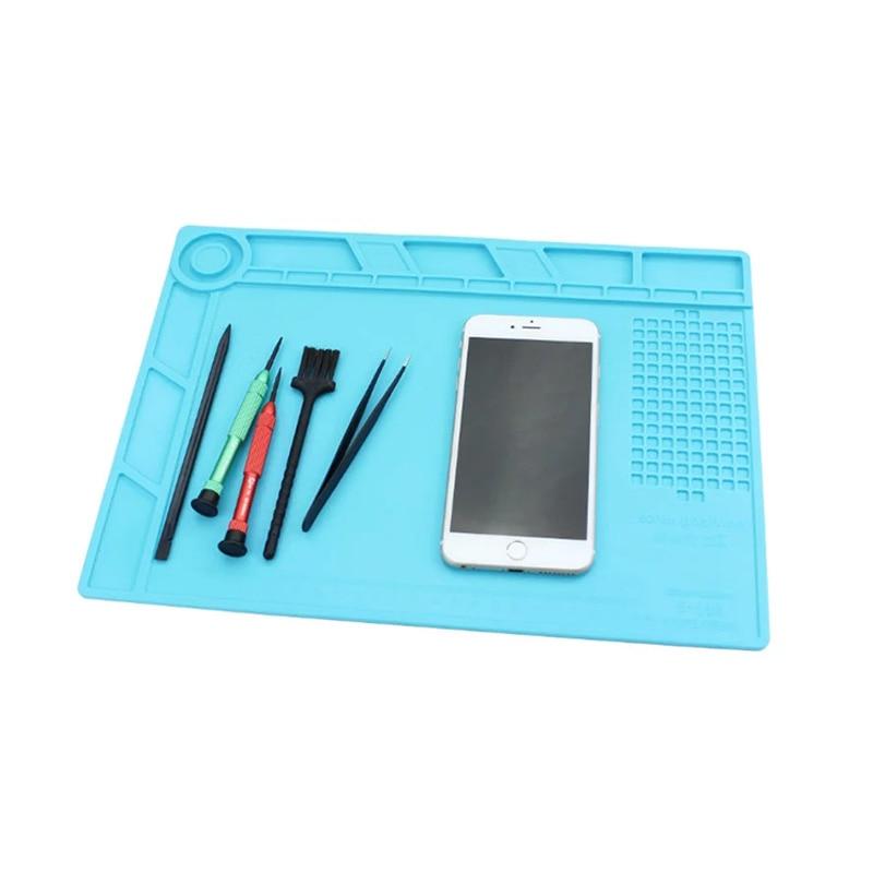 Tappetino magnetico per riparazioni per riparazioni per telefoni - Set di attrezzi - Fotografia 4