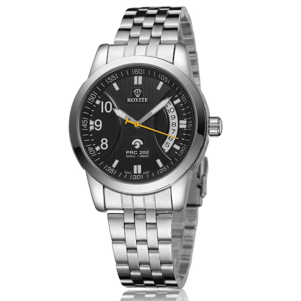 Zegarek męski Zegarki mechaniczne Zapięcie ze stali nierdzewnej - Męskie zegarki - Zdjęcie 2
