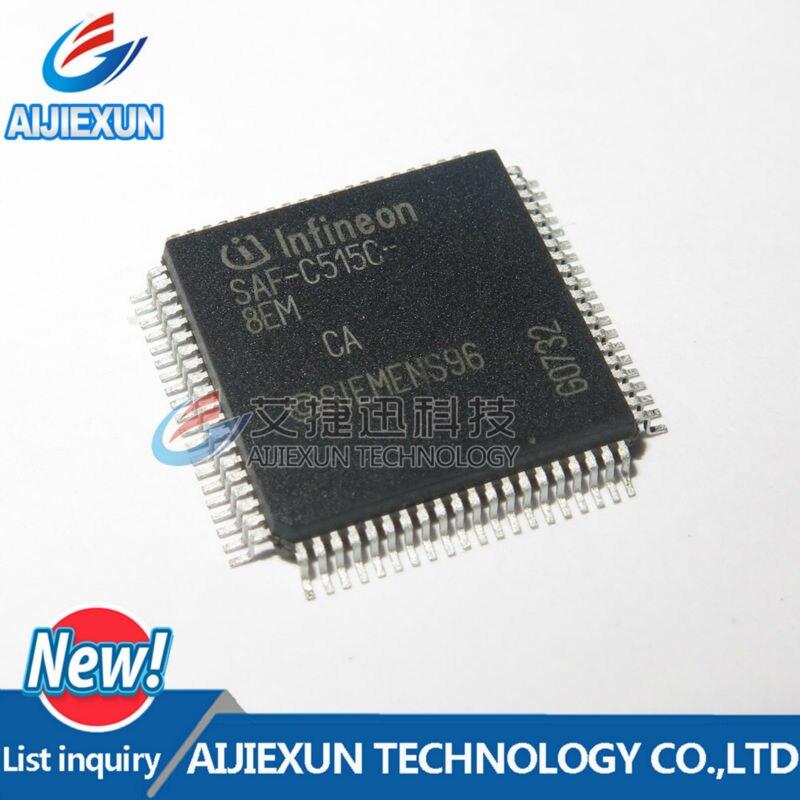 1 ADET SAF-C515C-8EM QFP-80 stokta 100% Yeni ve orijinal1 ADET SAF-C515C-8EM QFP-80 stokta 100% Yeni ve orijinal