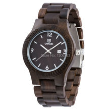 Unisex Women Men Wood Band Natural Wood Wooden Watches For Unisex Casual Quartz Watches Slim Wood Watch
