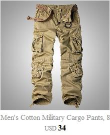 HTB10G0MeB1D3KVjSZFyq6zuFpXaj 2019 Fleece Warm Winter Cargo Pants Men Casual Loose Multi-pocket Men's Clothes Military Army Green Khaki Pants 237