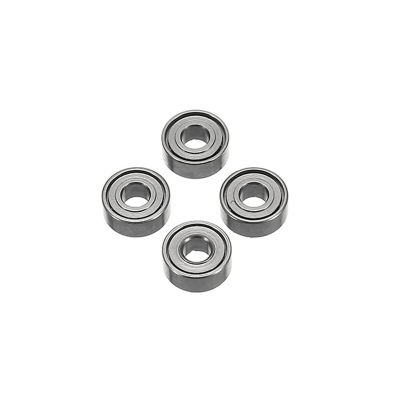 High Quality 4pcs Durable 2*5*2mm Bearing Spare Parts For Orlandoo-hunter 1/35 OH35A01