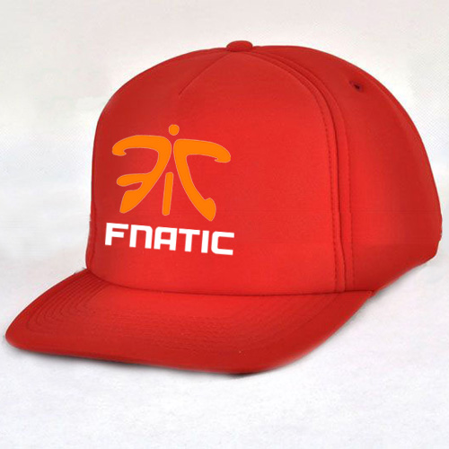 CSGO DOTA2 Fnatic Team Printed Snapback Hat Baseball Flat Cap-in ... 36005ddde6d0