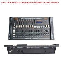 المعيار الدولي التمساح 1216 DMX تحكم التحكم مصباح led برأس متحرك الاسمية أضواء لوحات المفاتيح DJ 512 Dmx تحكم المعدات|led par light|lighting consolepar light -
