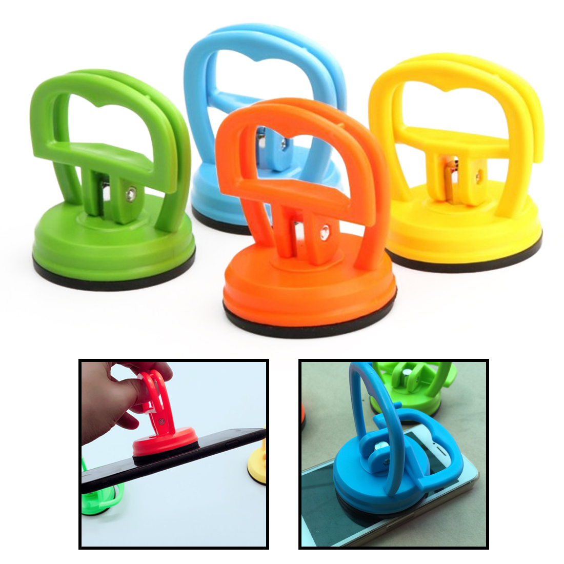 1PC Useful Mini Dent 55mm Repair Puller Car Bodywork Panel Remover Tool Glass Lifter Pull Sucker Suction Home Accessories