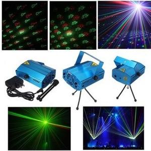 Mini Laser Stage Music Lightin