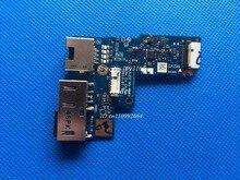 Original For Lenovo ThinkPad Edge E540 Laptop Ethernet DC Power Jack Board CMOS NS-A046 AILE2 NS-A161 NS-A161P