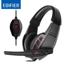 EDIFIER G3 Skilled USB Gaming Headset 40mm Driver Dynamic Headphone Excessive High quality With Tremendous Bass Hifi Stereo Music Headband