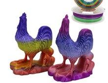 Rainbow Color PLA 3D Printer Filament
