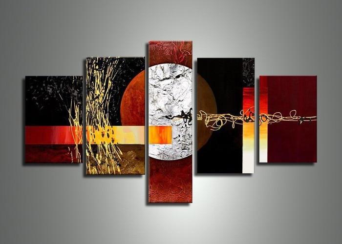 Imagenes abstractas para cuadros cuadros abstractos for Lienzos para salon modernos