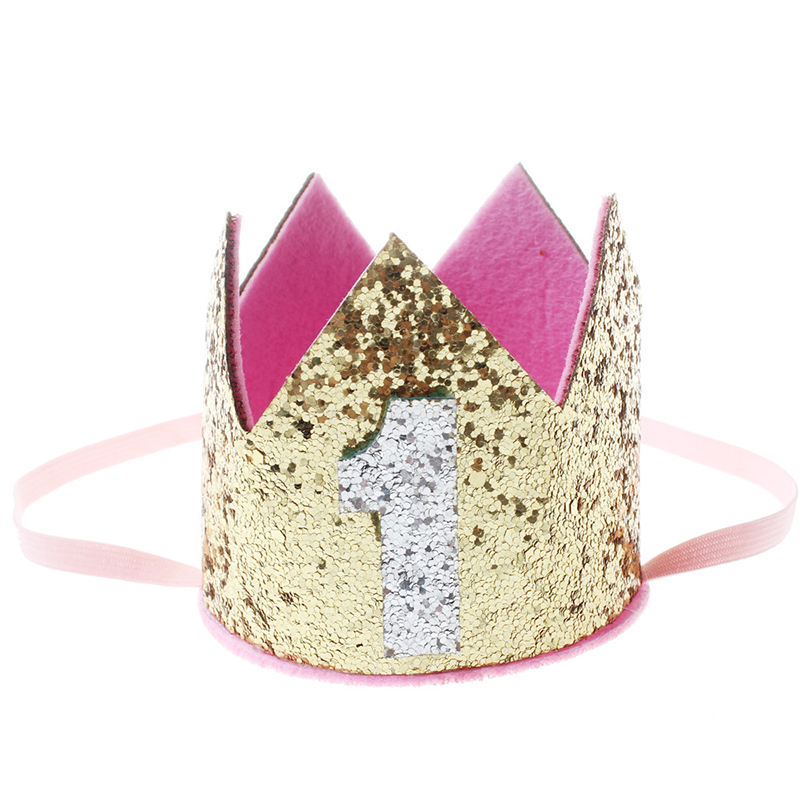 Hair Jewelry Strict Crown Baby Birthday Party Showing Photo New Pattern Children Hair Band Headwear Headband Toddler Newborn Princess Hat 6c1077 Goods Of Every Description Are Available Jewelry & Accessories